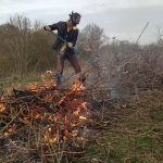 The Big Bramble Clearing Project