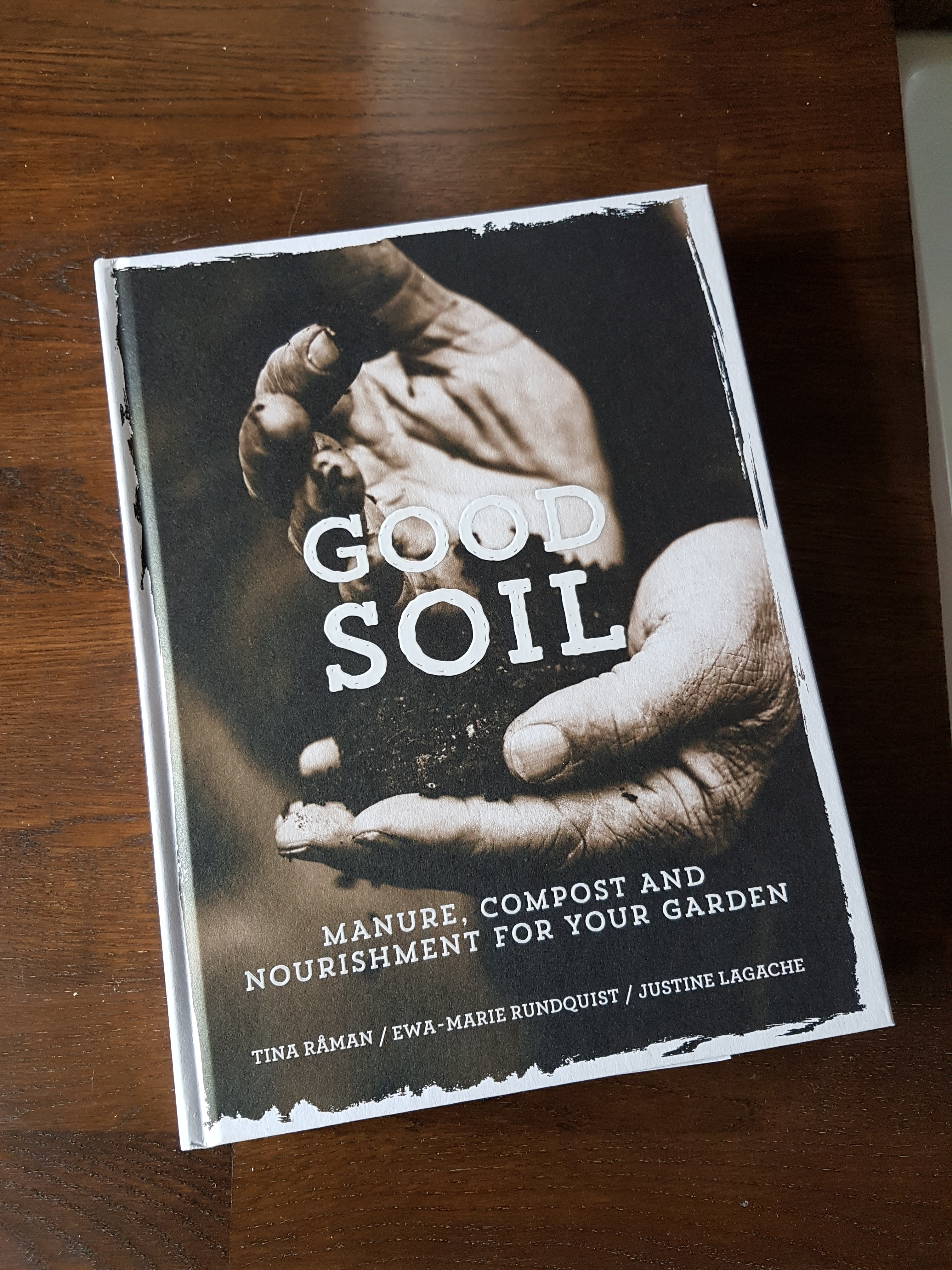 Book review good soil a fantastic interesting and for Soil 2017 book